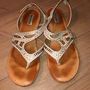 Not Rated brand sandal